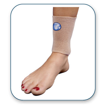 Bunga Gel Lined Ankle Sleeve - Click Image to Close