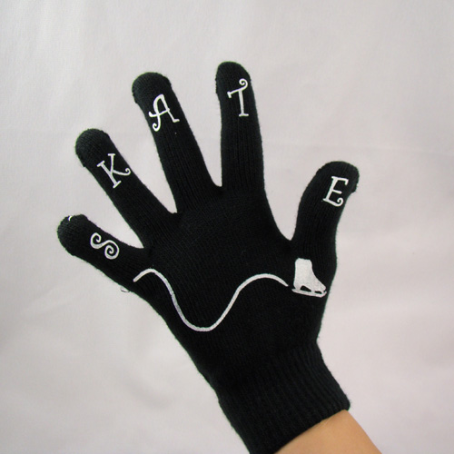 SKATE Tracing Stretch Gloves